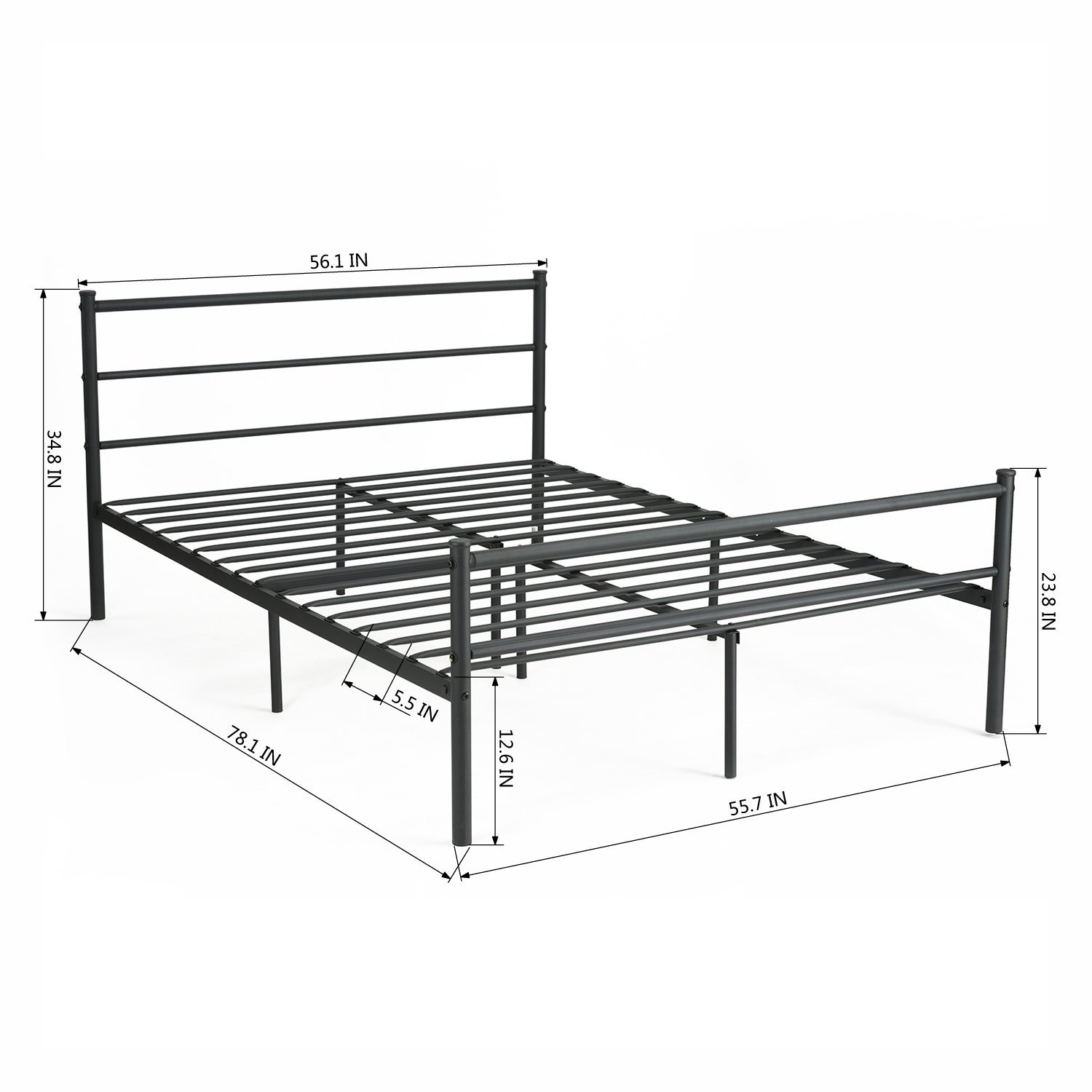 Full Metal Bedset Amp Full Mattress Weekly Special
