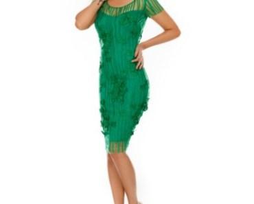 Modele rochii verzi online la pret ieftin