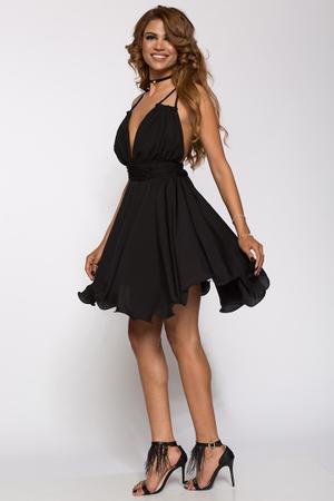 Rochie eleganta Lia neagra, 34