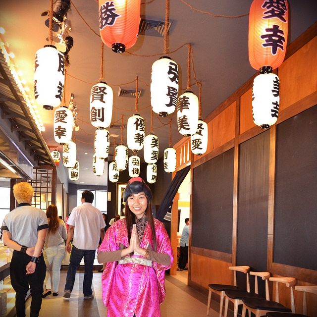 review of banzai the great teppanyaki theater sm mall of