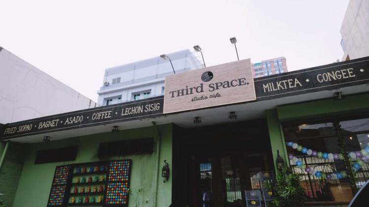 Third Space Studio Cafe, Banawe