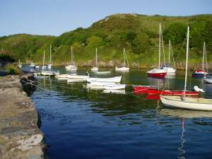 Solva harbour, Pembrokeshire