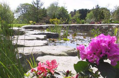 Hilton Court near Newgale, St Davids and Solva, Pembrokeshire Coast National Park, South West Wales