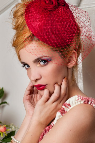 Red Lolita II
