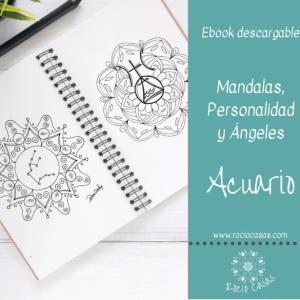 Mandalas, Personalidad y Ángeles ACUARIO