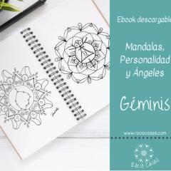 Mandalas, Personalidad y Ángeles GÉMINIS