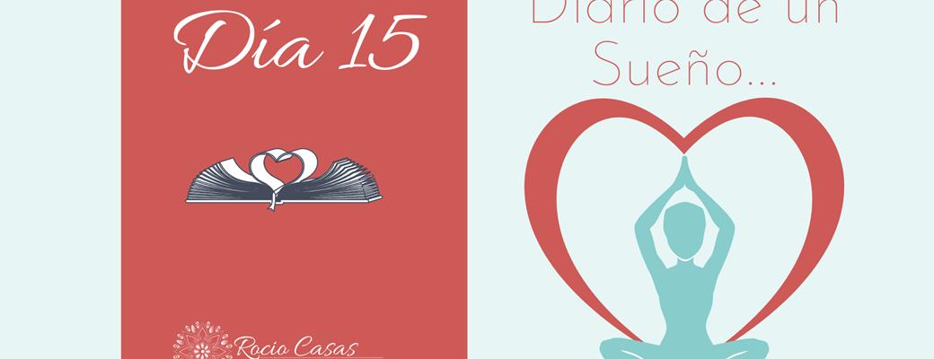 Diario de Agradecimiento Día 15