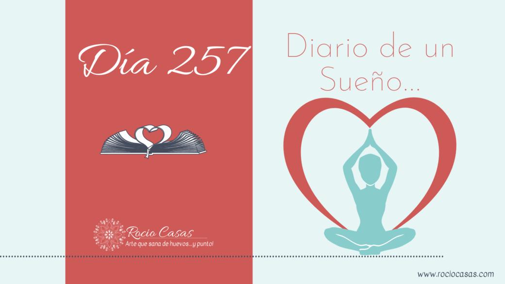 Diario de Agradecimiento Día 257