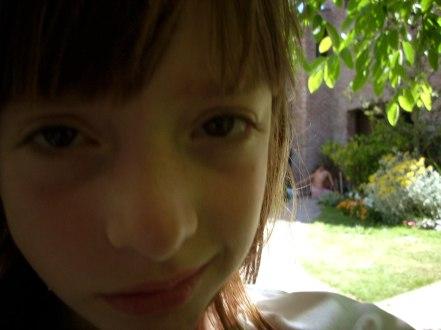 Mi primer selfie, 10 años | My first selfie, 10 years old