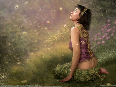 flower-girl-from-doris-mantair