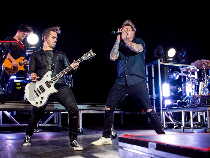 Papa Roach on 15 Years in the Making Tour