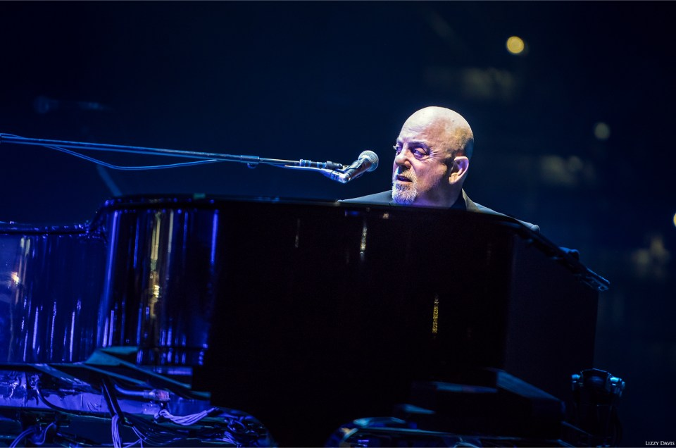 The Piano Man and The Entertainer: Billy Joel