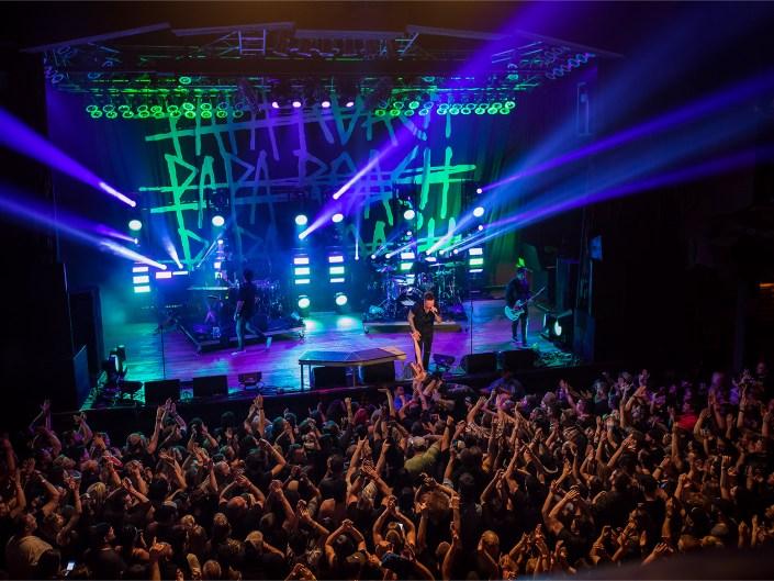 Papa Roach headline Crooked Teeth Tour