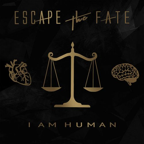 Escape the Fate release 'I Am Human'