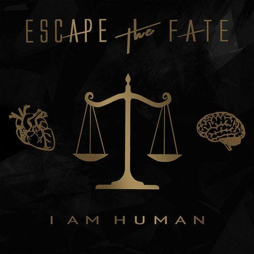 Escape the Fate release 'I Am Human'