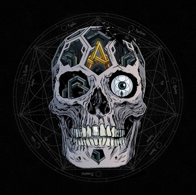 Atreyu album cover for 'In Our Wake'.