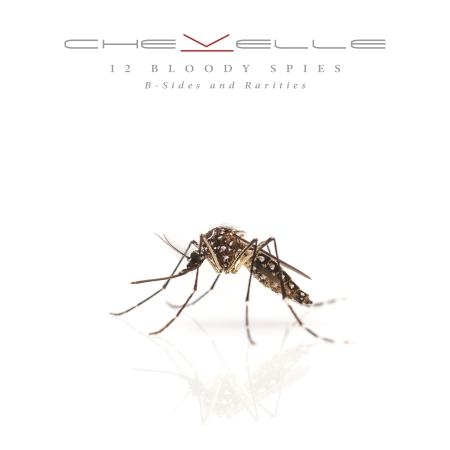 Chevelle '12 Bloody Spies' album cover.