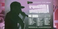 Outbreak Tour 2018 featuring Mike Shinoda.