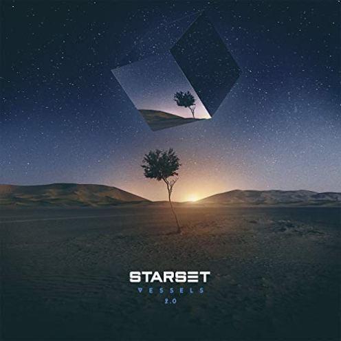 Starset Vessels 2.0 deluxe edition album cover.