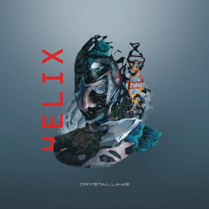 Crystal Lake joins Sharptone Records + announces 'Helix'