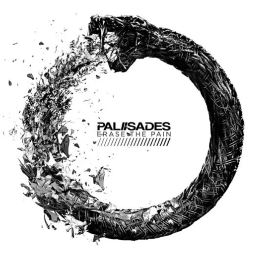 Palisades announce new album 'Erase The Pain'.