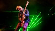 Shinedown headlined WJRR's Earthday Birthday 25 festival celebration in 2018.