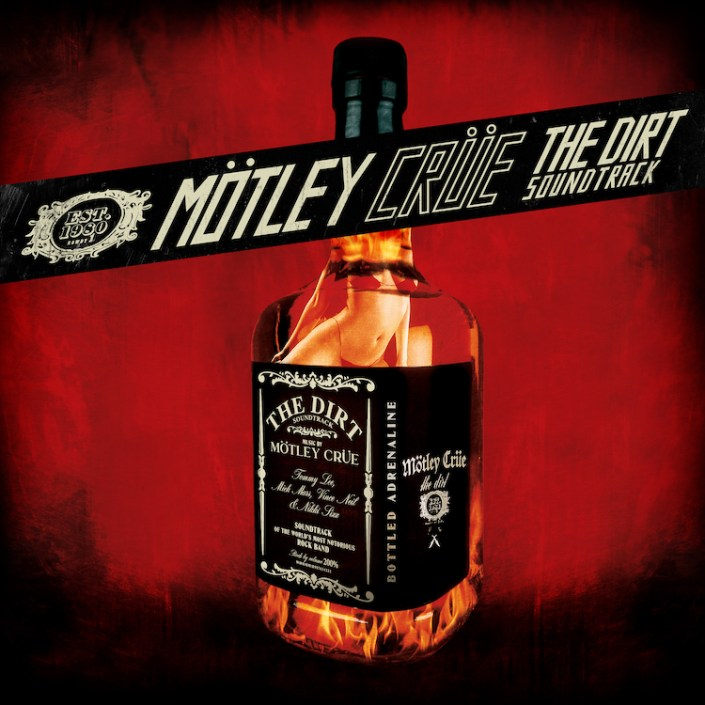 Motley Crue to release 'The Dirt Soundtrack'