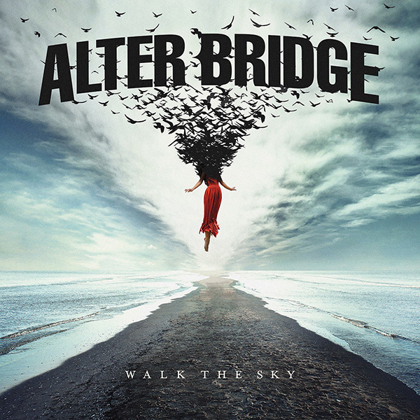 Alter Bridge announce album cover for upcoming 'Walk The Sky'.