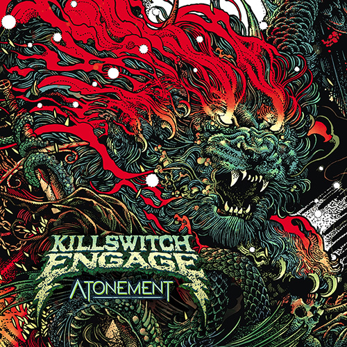 Killswitch Engage announce new album 'Atonement'