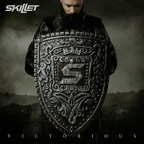 Skillet have revealed the album artwork for upcoming 10th album 'Victorious.'