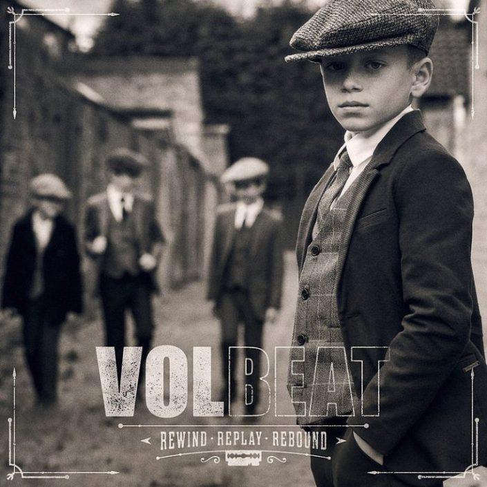 Volbeat return with new album 'Rewind, Replay, Rebound'