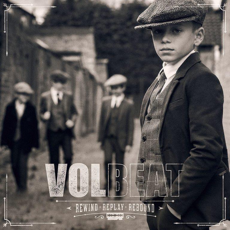 Volbeat has announced new studio album 'Rewind, Replay, Rebound.'