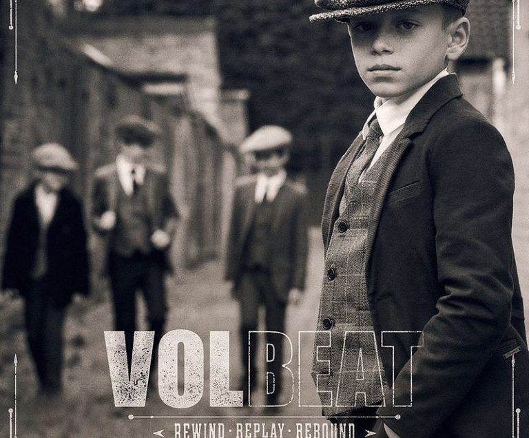Volbeat has announced new studio album 'Rewind, Replay, Rebound.'