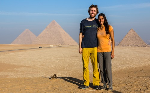 Cairo and the Great Pyramids of Giza (Egypt #1)