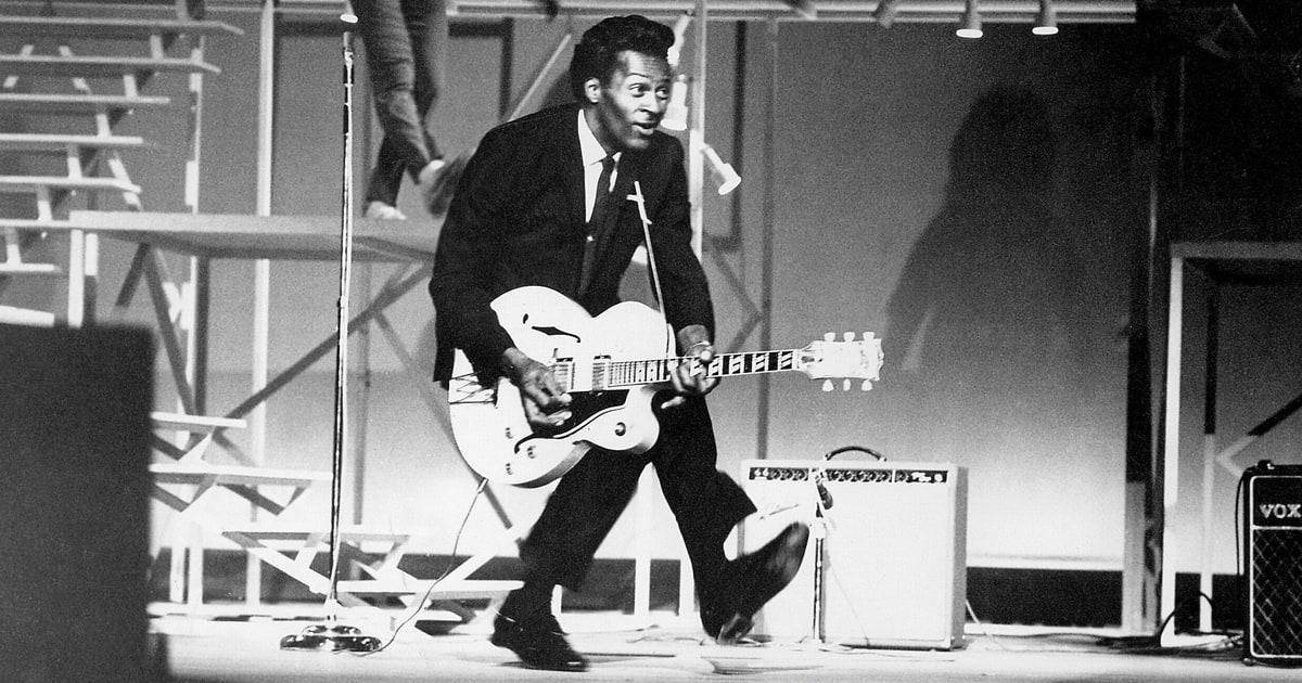 chuck berry.jpg guitarristas: os 10 melhores de todos os tempos Guitarristas: Os 10 melhores de todos os tempos chuck berry