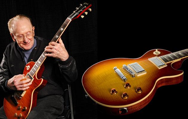 lespaul.jpg guitarristas: os 10 melhores de todos os tempos Guitarristas: Os 10 melhores de todos os tempos lespaul