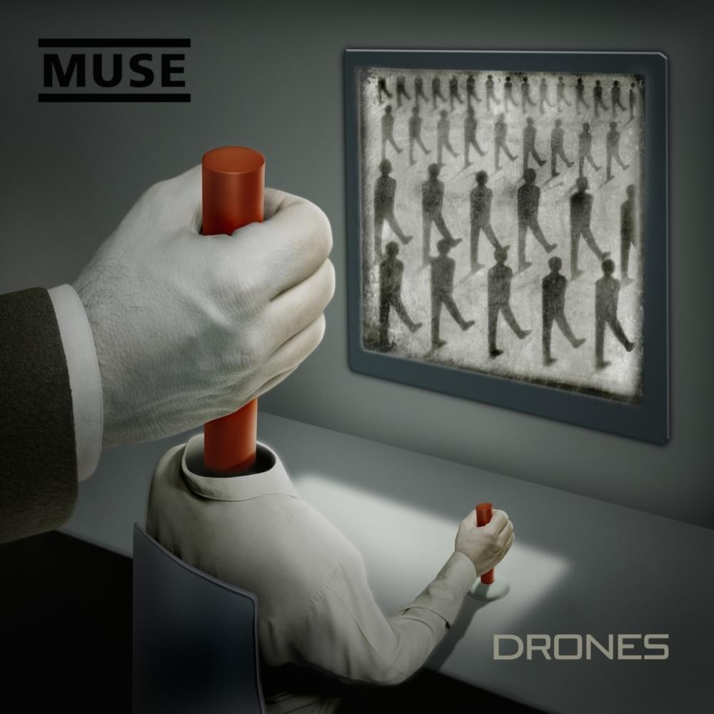 drones - muse.jpg  Conceituais: Álbuns que contam histórias drones muse