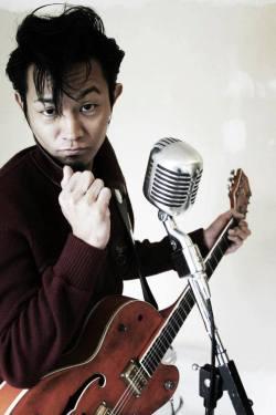 【ロカビリー・ギターレッスン】 ロサンゼルスで活躍するロカビリーギタリスト酒匂栄太郎さんがレッスン動画を配信中!