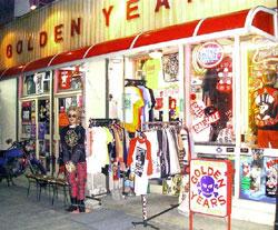 【ファッション】名古屋のロックショップ「ゴールデン・イヤーズ」で50'sなハンドメイド・アクセサリー「me & Jimmy」取扱開始!!!