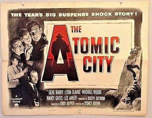 atomic city half sheet
