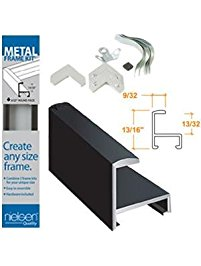 metal picture frame sections 2