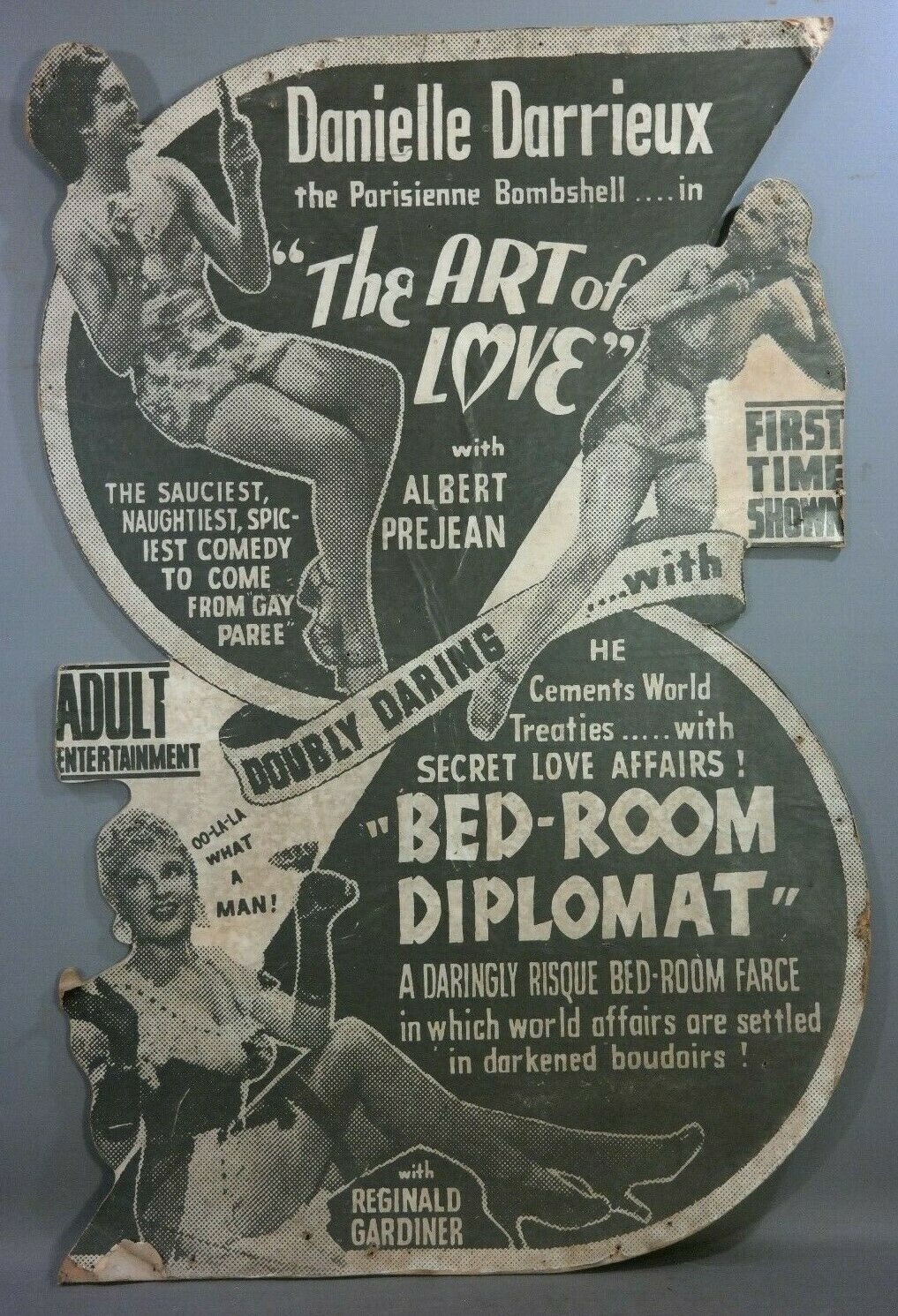 art of love - bedroom diplomat