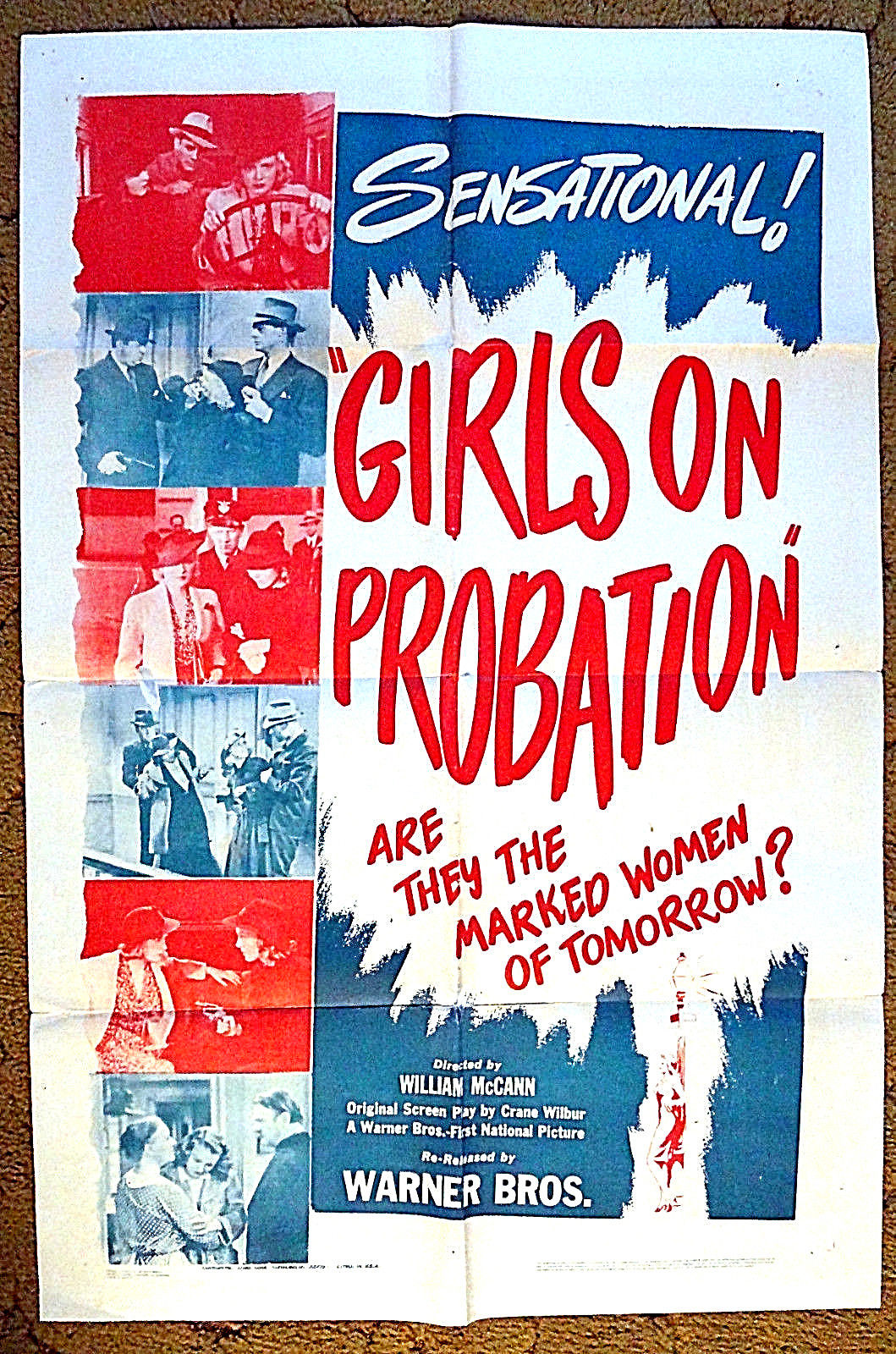girls on probation 1 sheet B