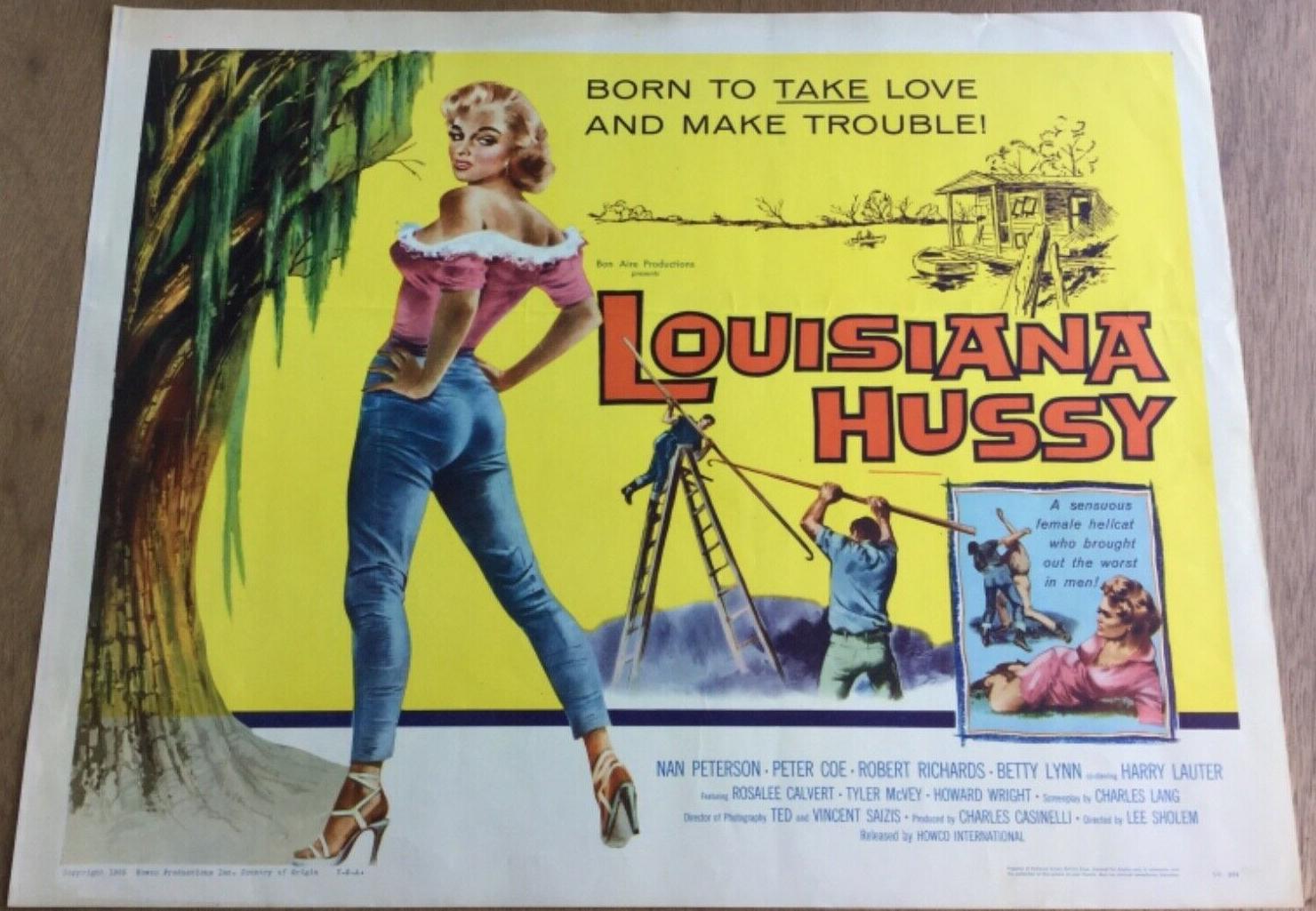 louisiana hussy half sheet