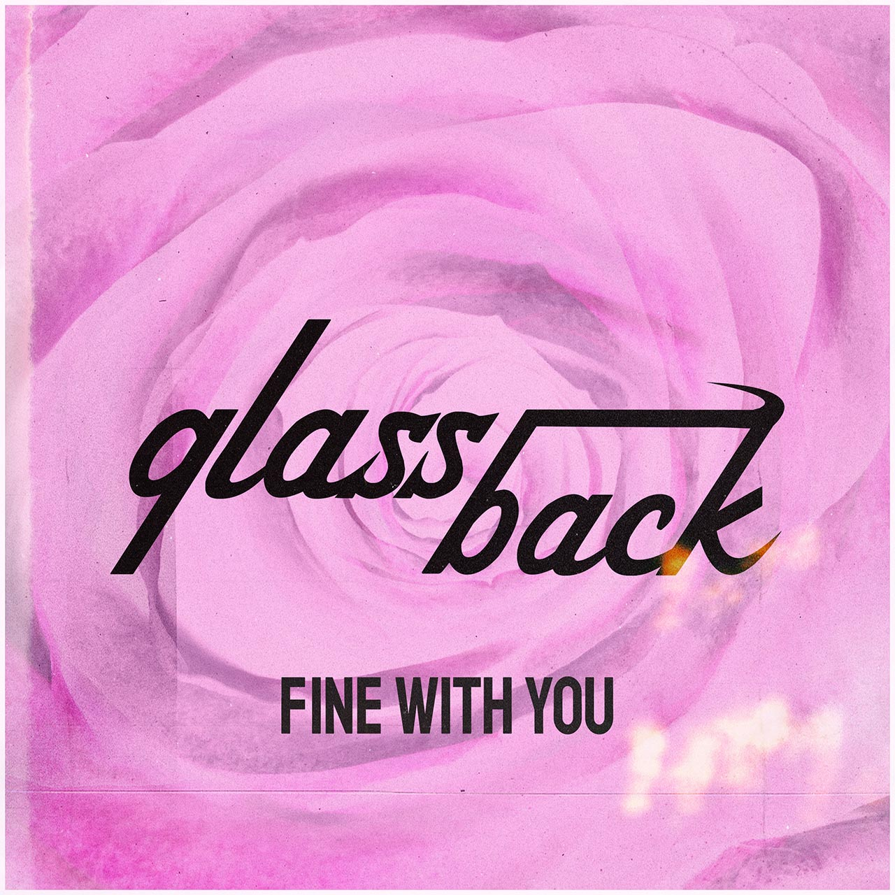 Glassback - Fine with You -Cover