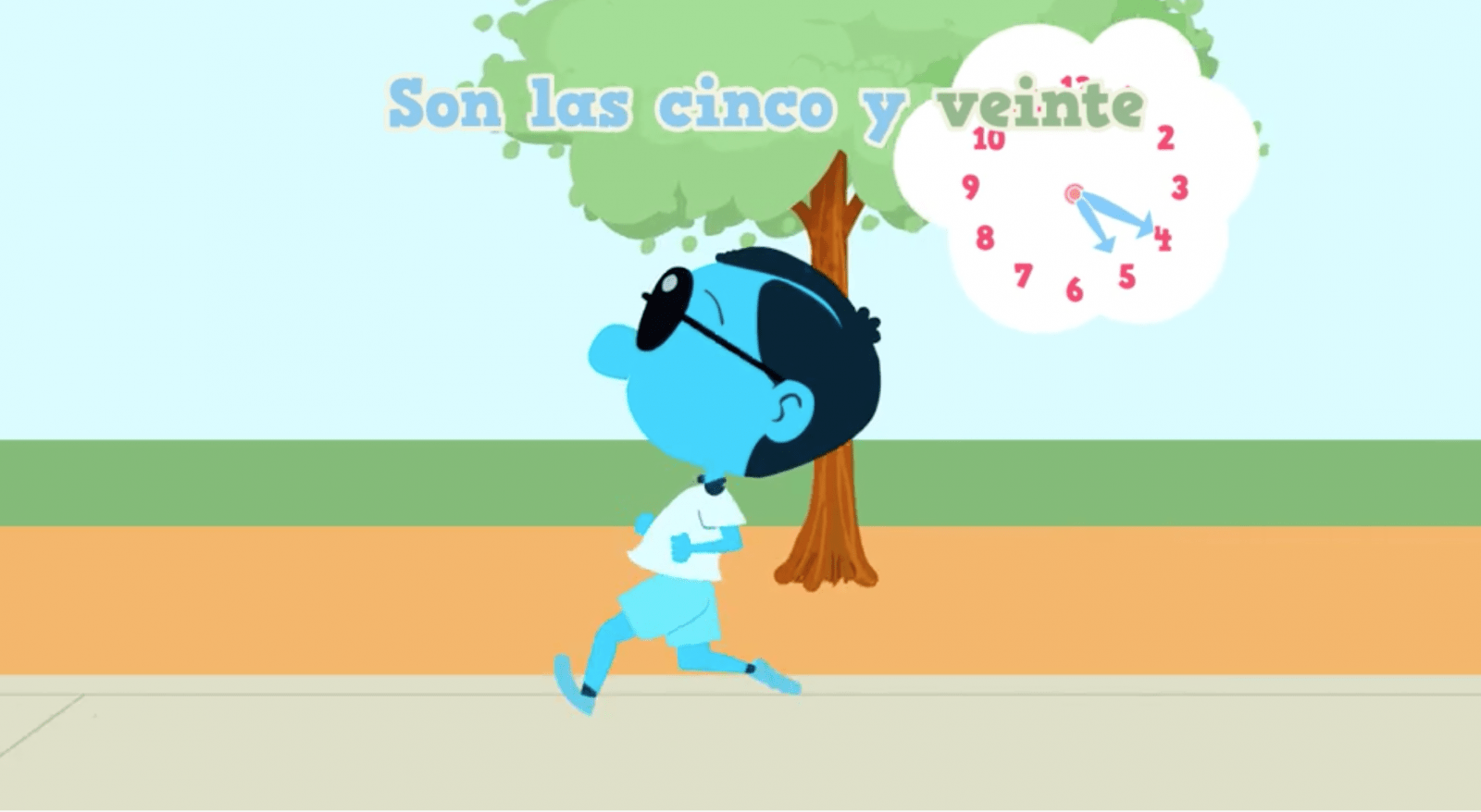 Video To Learn How To Say The Time In Spanish