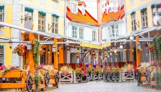 Where to eat in Riga