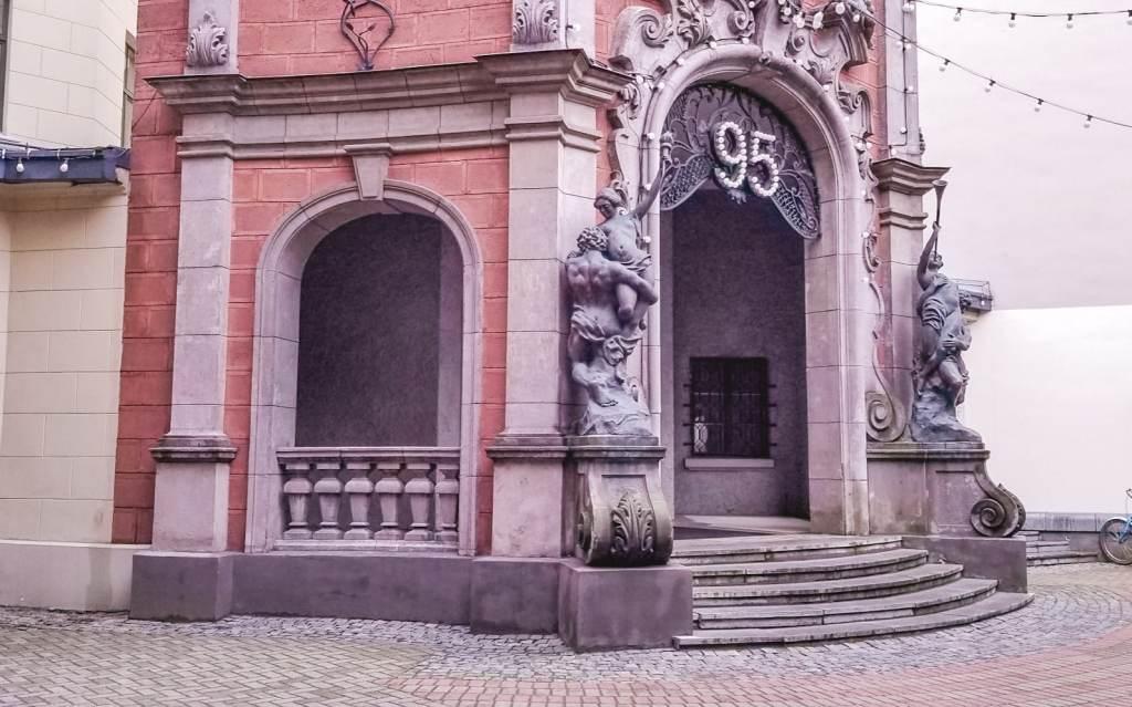 Splendid Palace, Riga, Latvia