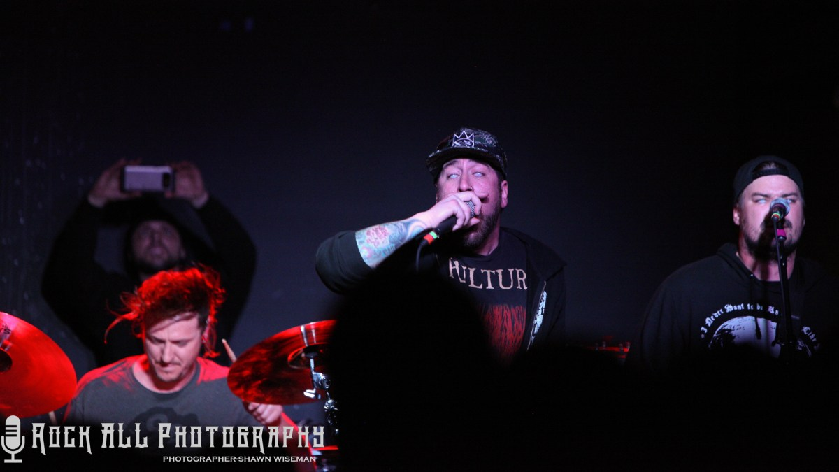 DED Is On The Road And Killin It! Interview With The Band, Photo's, And Show Review Here!