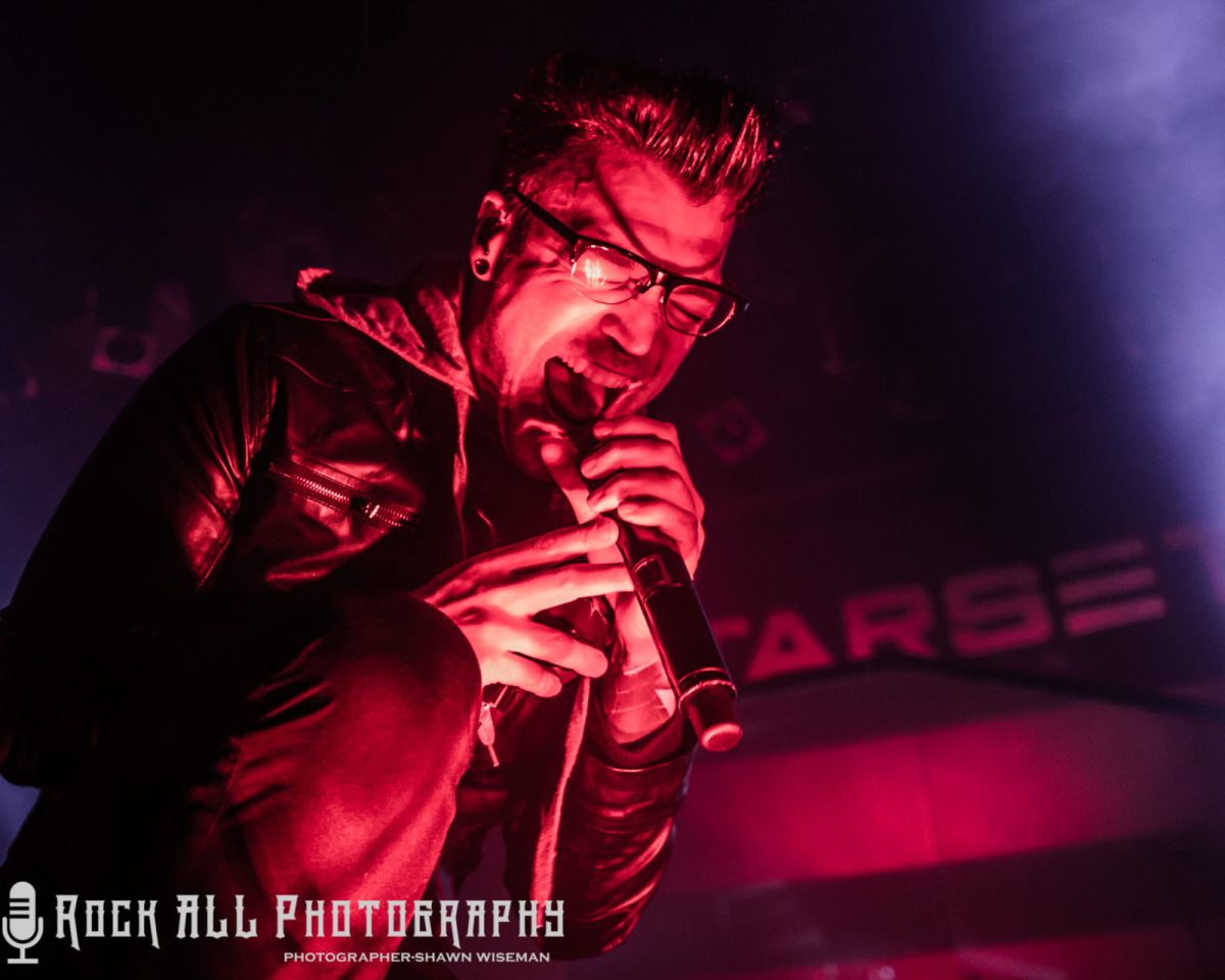 Starset And Year Of The Locust - Show Review And Photos - Bogart's in Cincinnati, Ohio